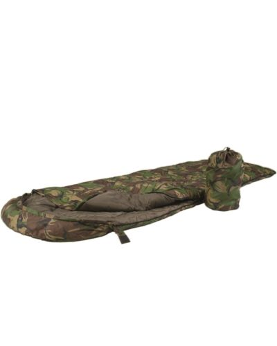 BW Steppdeckenschlafsack 200GR DPM Tarn Schlafsack Army Camping Decke 190 x 150