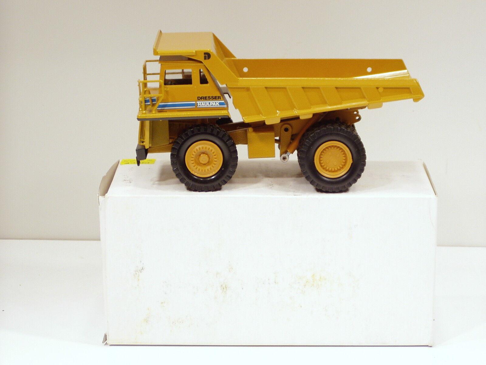 Dresser HAULPAK 210 M Camion Benne - 1 50 - Conrad  2722 - N. Comme neuf IN BOX