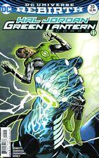 Hal Jordan And The Green Lantern Corps #20 Kevin Nowlan Variant DC Comics 2017
