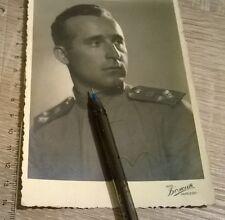 KINGDOM YUGOSLAVIA SARAJEVO BOSNIA SERBIA SHOULDER STRAPS 1938 photo ARMY