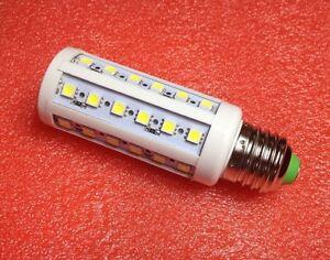 led 10w 12v dc corn light bulb lamp e27 e26 screw base socket warm white. Black Bedroom Furniture Sets. Home Design Ideas