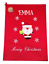 thumbnail 14 - PERSONALISED CHRISTMAS SANTA SACK. EMBROIDERED NAME. GIFT SACK. LARGE, STOCKING