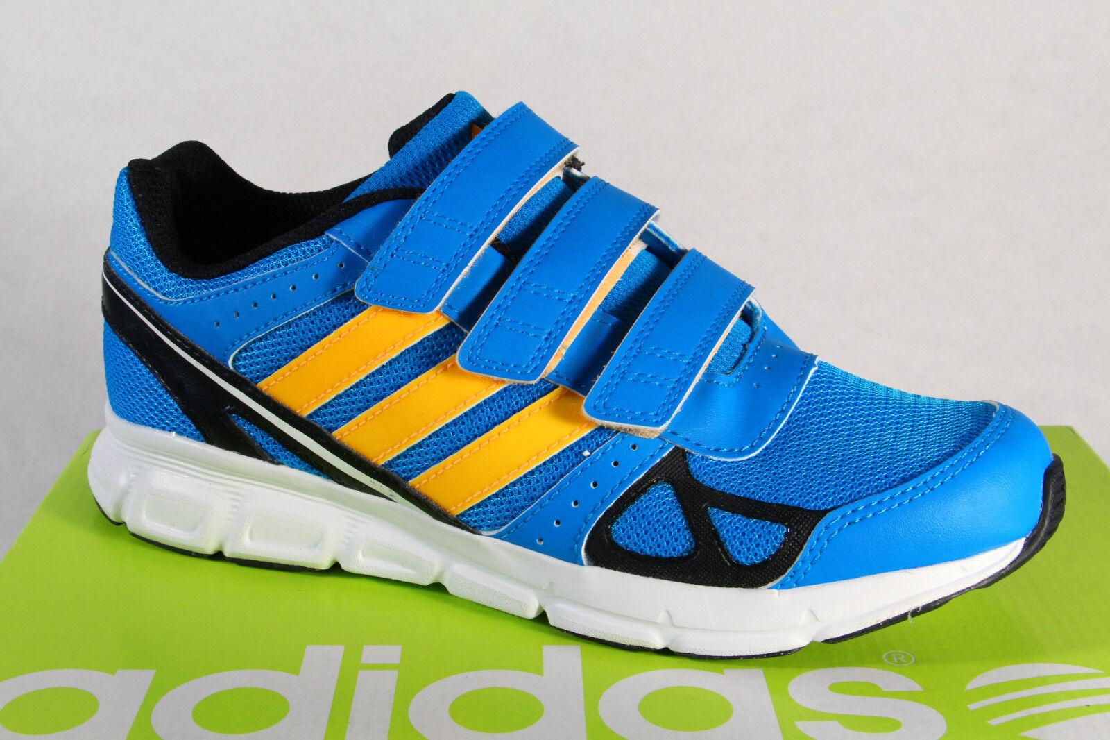 Adidas Sport Scarpe Corsa Hyperfast Bluarancia Nuovo