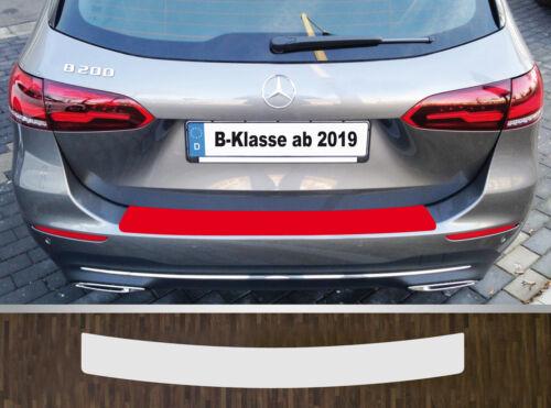 Lackschutzfolie Ladekantenschutz transparent Mercedes B-Klasse ab 2019