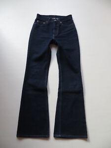Levi-039-s-501-Schlag-Jeans-Hose-W-27-L-32-original-Vintage-Indigo-Schlaghose