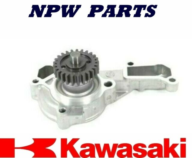 Kawasaki OEM Water Pump Assembly with Gaskets 1993-2014 Mule 49044-2066