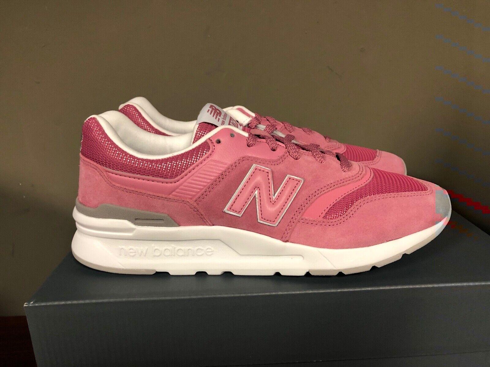 New Balance 997H Neon SOFT PINK WHITE CM997HMA Mens lifestyle NEW