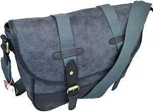 066f7c57f6 Borsa Bag Tracolla Uomo Donna Messenger Men Woman B002 Nero ...