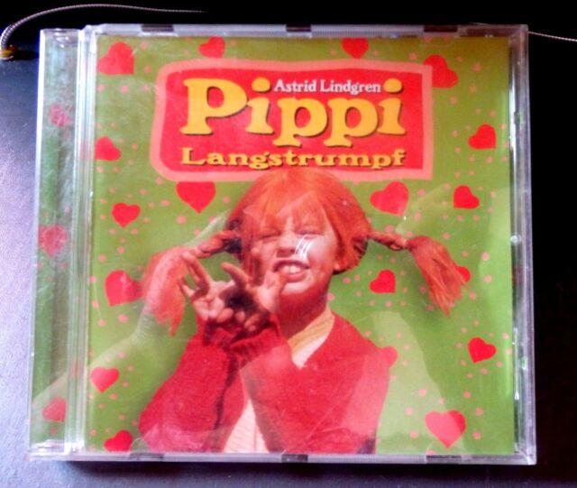 Astrid Lindgren - Pippi Langstrumpf CD (1996)