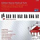 Wagner und Verdi: Paraphrasen und Transkriptionen & Neue Musik (CD, Feb-2014, 3 Discs, CAvi-music)