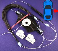 VW Passat Electric Window Regulator Repair Kit- Front Right Drivers Window