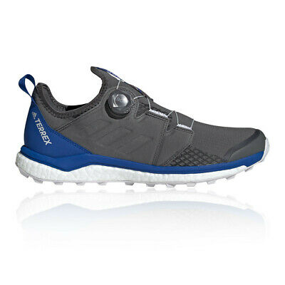 Adidas Homme Terrex Agravic Boa Trail Chaussures De Course Baskets Baskets Gris | eBay