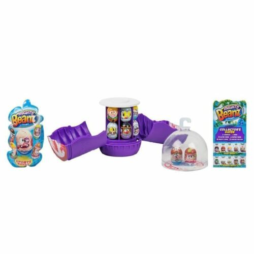 Mighty Beanz ~ SLAM Pack ~ include 8 Beanz