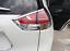 thumbnail 8 - 4PCS ABS Chrome Rear Tail Light Lamp Cover Trim For Nissan Rogue 2014 2015 2016
