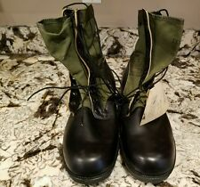 US Military Army Bata JUNGLE BOOTS Spike Protective Men's Size 13XN