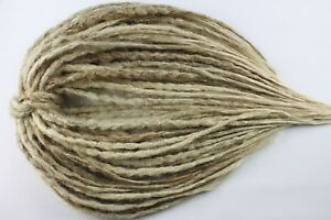 Mix-Blonde-Crochet-Synthetic-Dreads-20-Inches-Single-amp-Double-Ended