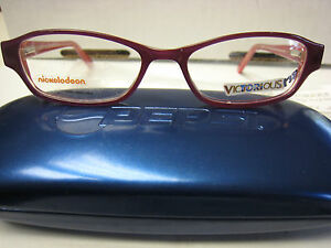 70a736526fc Image is loading VICTORIOUS-EYEGLASS-FRAME-IMAGINATION-Style-in-PINK-48-