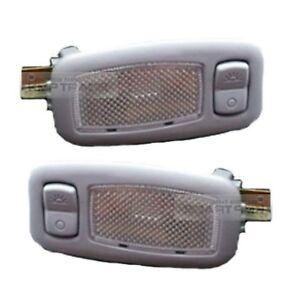 OEM Genuine Sun Visor Vanity Lamp Right+Left For HYUNDAI 2009-2017 Genesis Coupe
