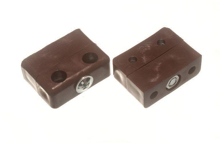Nuevo 250 X brown Modestia Fixit Kd Muebles Conector Junta Montaje en Línea