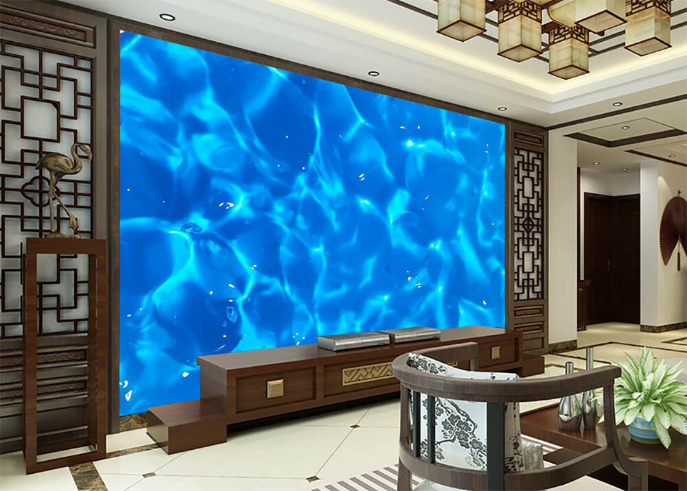 Great Undersea World 3D Full Wall Mural Photo Wallpaper Printing Home Kids Decor
