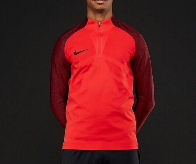 Nike Aeroswift Strike Men's 1 4 Zip Football Drill Top - 858872 657