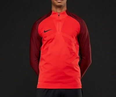 858872 657 Available In Various Designs And Specifications For Your Selection Activewear Men's Clothing Nike Aeroswift Strike Men's 1/4 Zip Football Drill Top