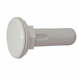 Jones Stephens C06004 Polar White Faucet Hole Cover