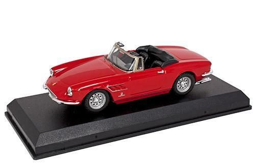 BEST 1 43 Ferrari 330 Gt Spider Rouge