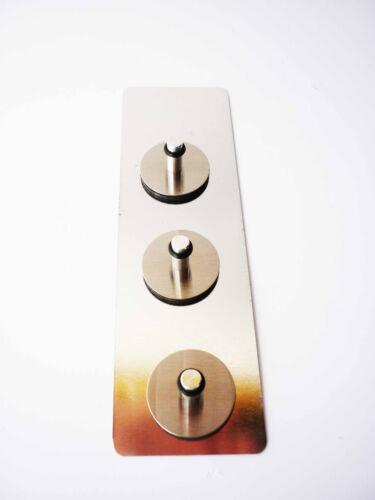 Magnetleiste mit Haken Magnet Leiste Küche Büro Schule Zeller ca 16x5cm NEU OVP
