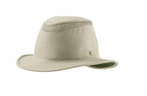 Tilley LTM5 Medium CURVO Orlo Airflow ® Safari Cappello Da Sole-Khaki//Olive underbrim