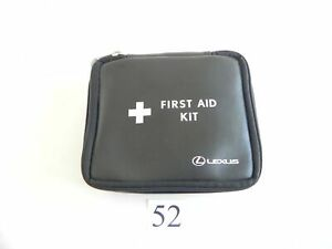 2009-LEXUS-IS250-FIRST-AID-KIT-EMERGENCY-COMPLETE-FACTORY-OEM-458-52-A