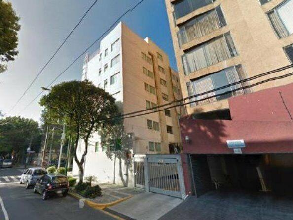 REMATO DEPA A 2 CUADRAS DEL METRO CHAPULTEPEC APROVECHA GRAN OPORTUNIDAD