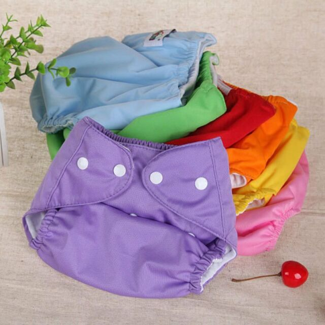 Reusable Waterproof PUL Baby Cloth Diaper Nappy Cover Infants Baby PP Panties