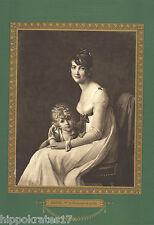 Fac simili 1923, XXL, Philippe Desbassayns de Richemont – Jacques-Louis David (B)
