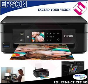MULTIFUNCION-IMPRESORA-ESCANER-EPSON-XP-342-WIFI-IMPRESION-WIFI-CABLE-USB-FREE