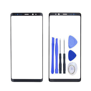 8 For Galaxy Lens Samsung Replacement About Details Note N950 New Outer Front Glass Screen