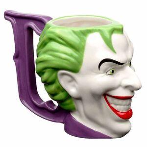 Batman-Sculpted-Joker-DC-Comics-Coffee-Mug