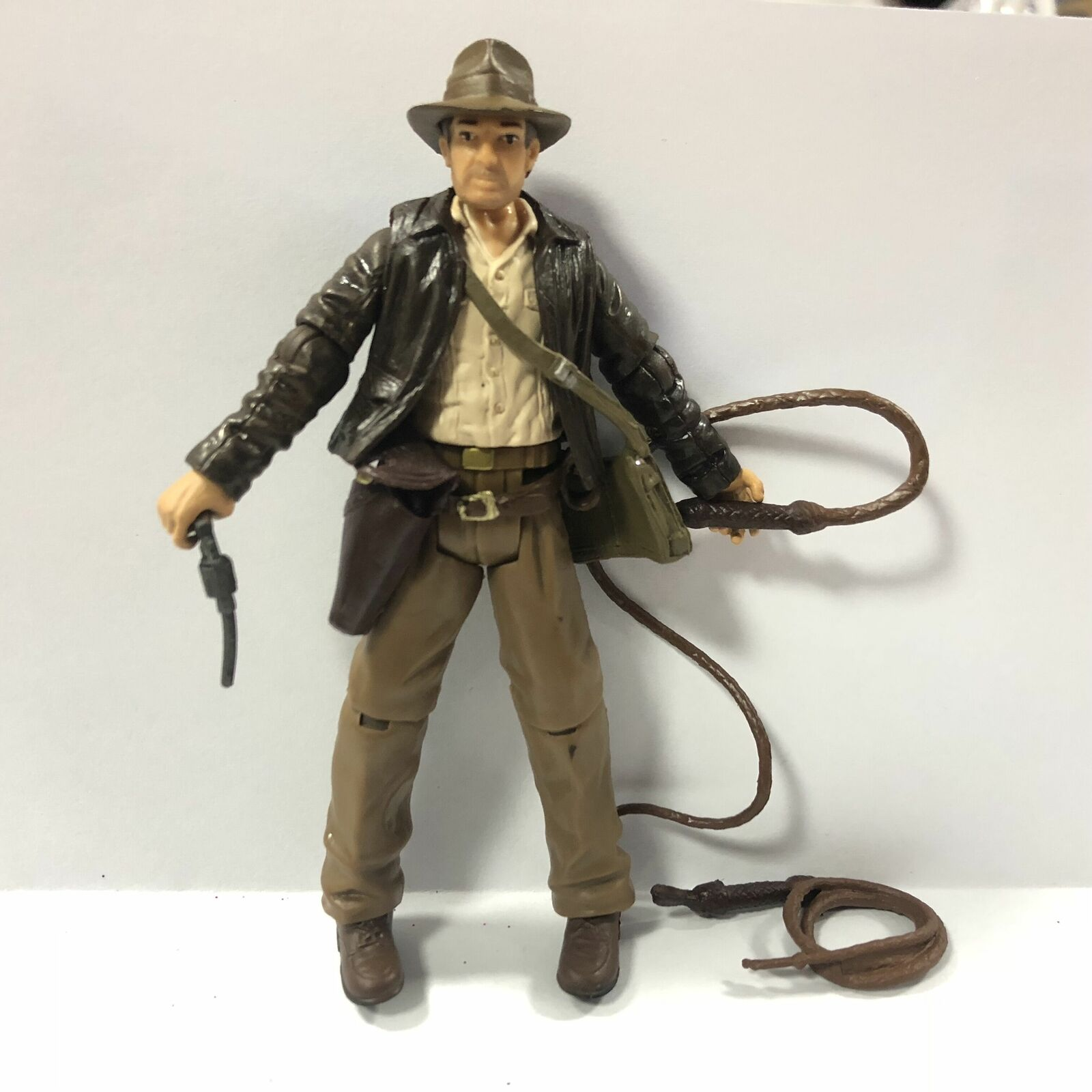 "Indiana Jones Raiders Of The Lost Ark Collect 3.75/"" HASBRO Action Figure boy toy"