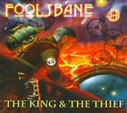 The King & The Thief [Digipak] by Foolsbane (CD, Nottafinger Records)