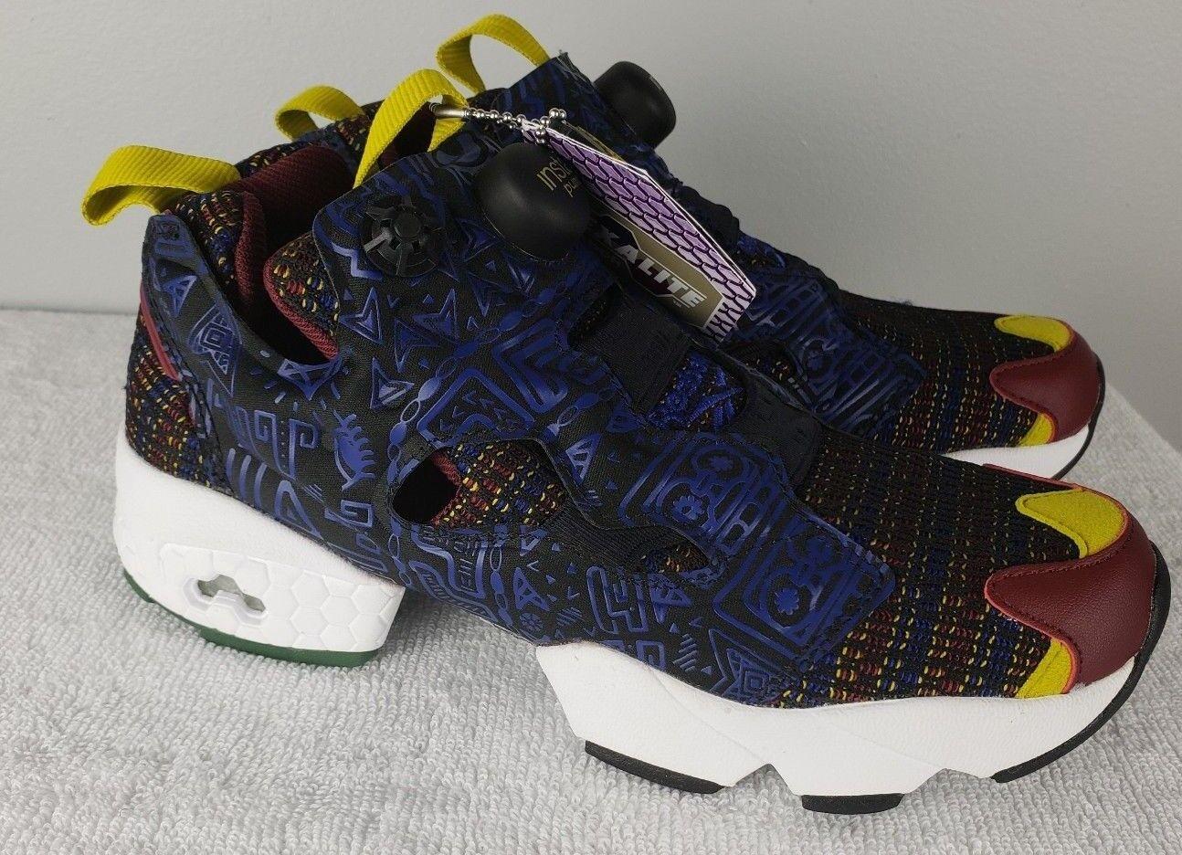 Para Mujer Reebok Instapump Fury tamaño tamaño tamaño 7 Zapatos Tenis africano Pack AR1706 bomba  online al mejor precio