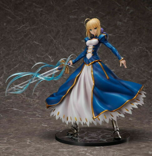 Collections Anime Jouets Fate Grand Order Saber Arturia Figurines Statues 39cm