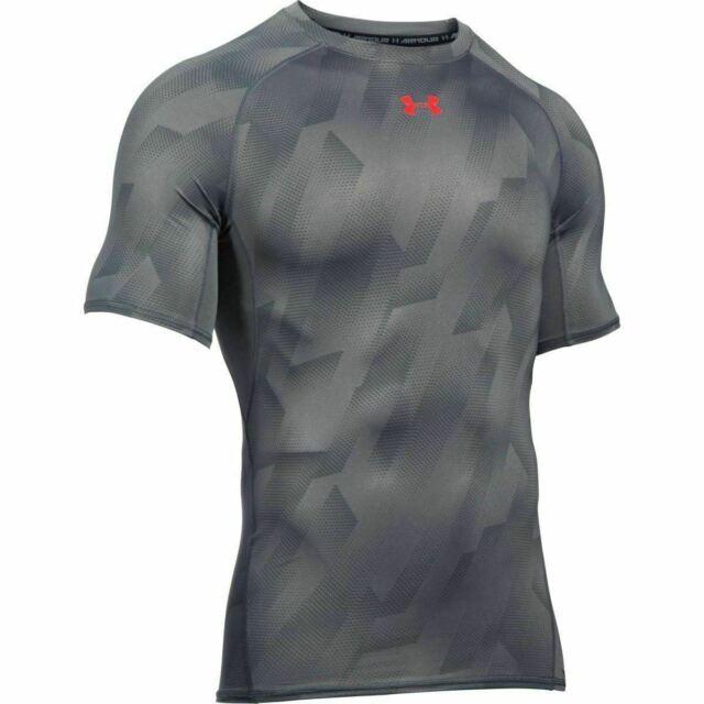 RRP 24.99 M-L-XL-2XL New Men/'s UNDER ARMOUR UA Heatgear Core T shirt Size