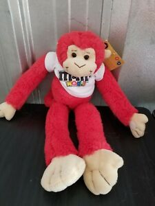 M-amp-Ms-world-RARE-Monkey-animal-Figure-open-to-offers