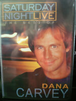 Saturday Night Live - Best Of Dana Carvey (dvd, 2001, Canadian) World Ship Avail