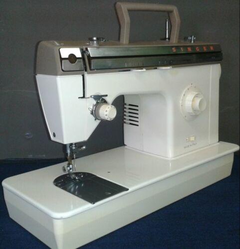 Máquina De Coser Singer 377 integral Ilustrado Libro//Manual de instrucciones
