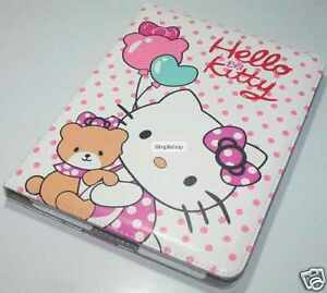 Hello-Kitty-Smart-Cover-Leather-Protective-Case-For-Apple-iPad-2-New-iPad-3