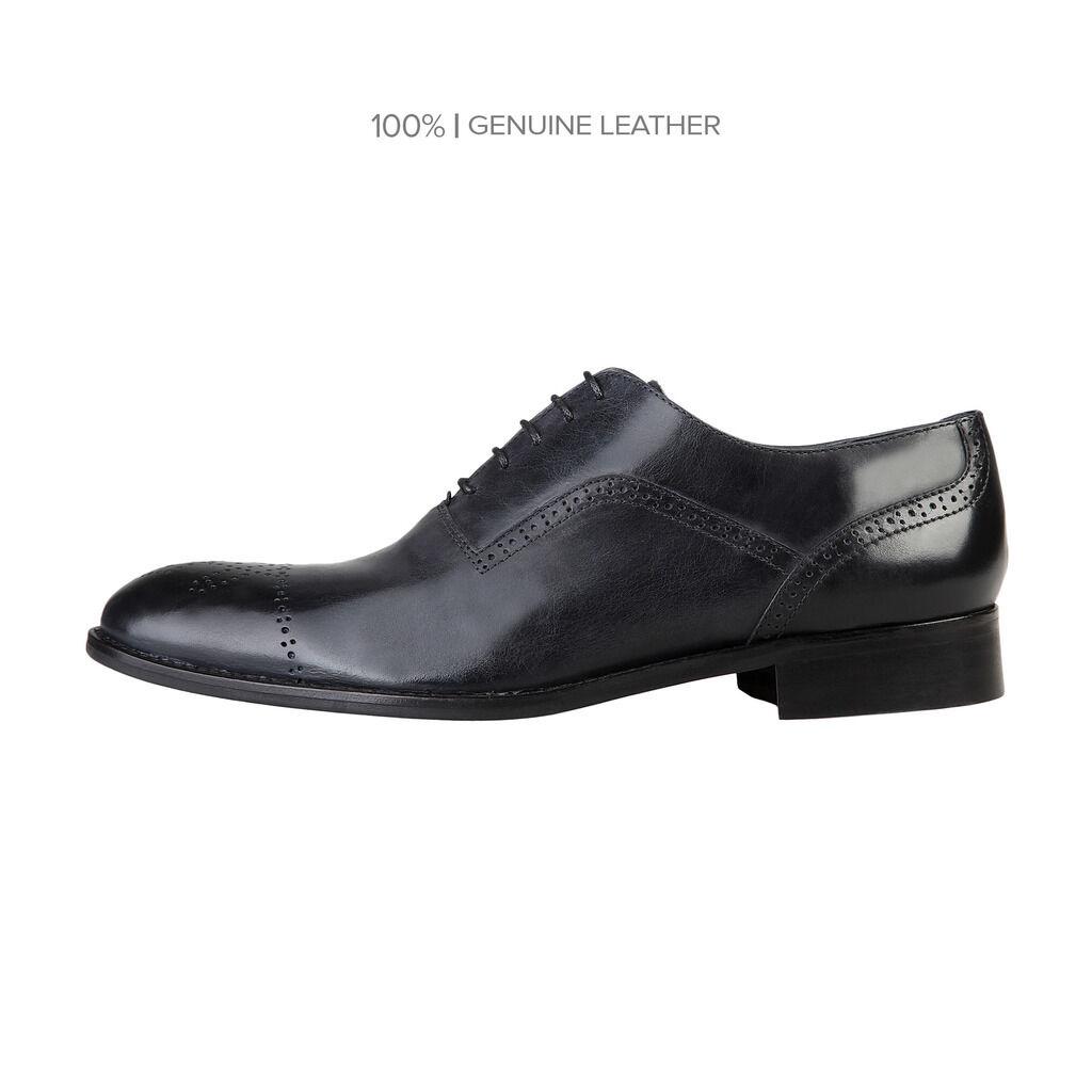 ROCHAS 7403_TAXI_MARINE Herrenschuhe Business-Schuhe, Schnürschuhe, marine