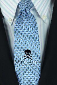 Lord R Colton Studio Tie $95 Retail New Royal Blue Paisley Silk Necktie