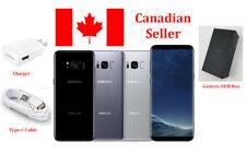 Samsung Galaxy S8 64GB Multiple colors Unlocked G950W G950U G950U1 Smartphone
