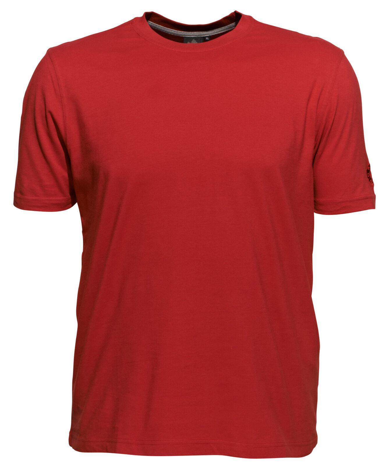 Übergröße Ahorn Druck T-Shirt schwarz 2XL 3XL 4XL 5XL 6XL 7XL 8XL 9XL 10XL NEU
